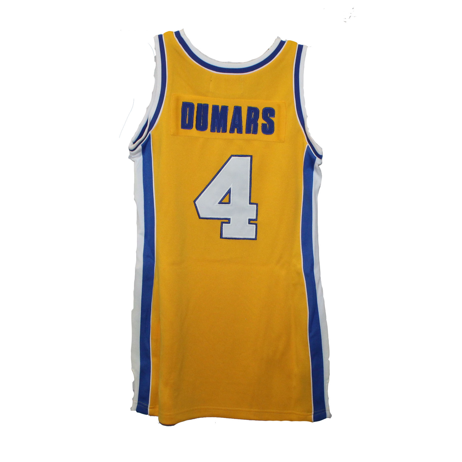 ff8673e3ec2f9d McNeese State Cowboys NCAA Jersey Dress – Joe Dumars   4 – Hardwood ...