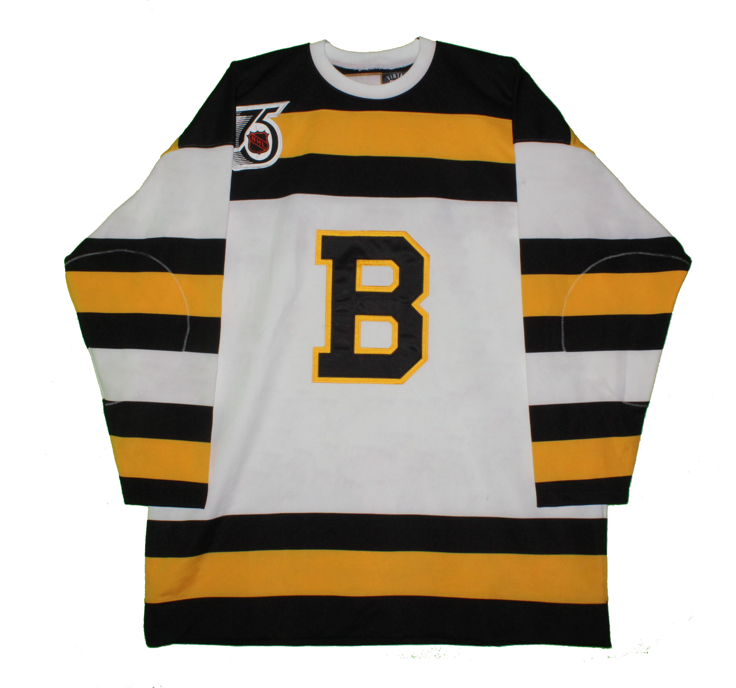 best sneakers 99482 f2ef2 Boston Bruins - Mitchell & Ness Vintage NHL Hockey Jersey