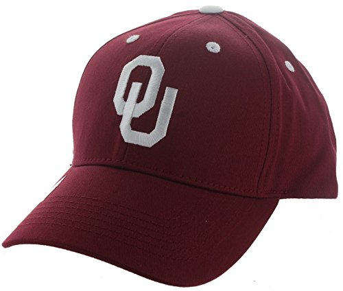 new product 4735c 8b154 ... shop new university of oklahoma sooners adjustable back hat embroidered  859db 3989b